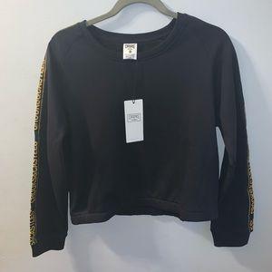 Crooks & Castles Crop Sweater